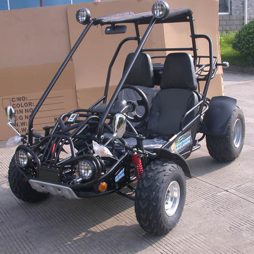 150cc racing buggy with reverse