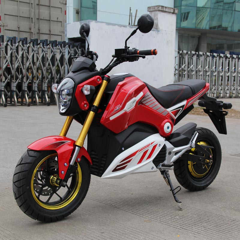 3000W motorcycle electric long range for adults
