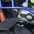 Benzin wassergekühlt Road Legal Buggy 300cc blau