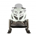 Best Mountain Snowmobile 1500ccm weiß