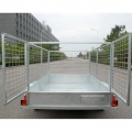 5 x 8 verzinkt Box Trailer