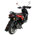 Street Legal Petrolscooter 150cc rot schnell
